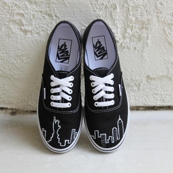 buy vans shoes in new york city